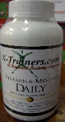 Daily Multi-Vitamin and Mineral Formula